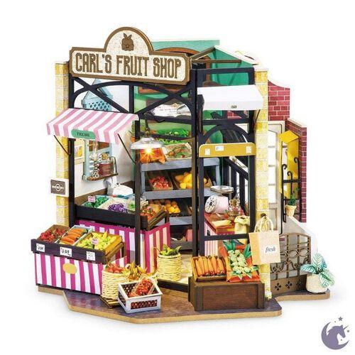 Robotime DIY House Fruit Shop