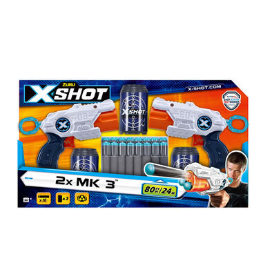X-Shot Barrel Breaker TK-3 Double Pack
