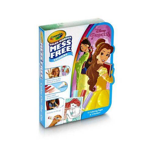 Crayola Cw Disney Princess