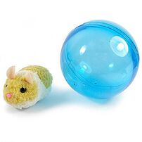 Pitter Patter Pets Busy Little Hamster