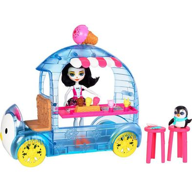 Enchantimals Ice Cream Truck Playset