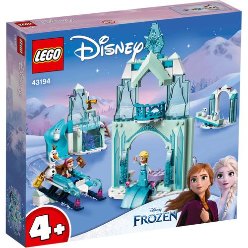 LEGO Disney Princess Anna And Elsa's Frozen Wonderland 43194