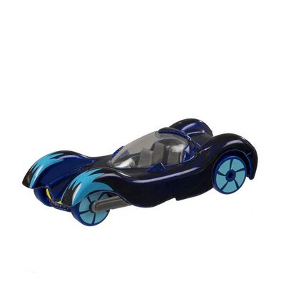 Pj Masks 3-Inch Single Vehicle (Cat Car- Metallic)