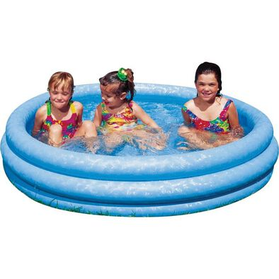 Intex 5 Feet Crystal Pool
