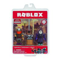 Roblox Rob Game Packs - Legendary: Gatekeeper'S Attack