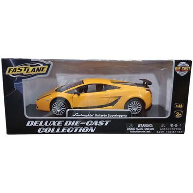 Fast Lane 1:24 Diecast Vehicles - Assorted