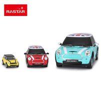Rastar Mini Cooper 3 Pack Set