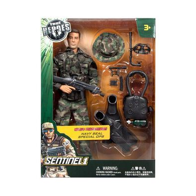 True Heroes Sentinel 1 World Peacekeepers 12 Inch Figure - Assorted