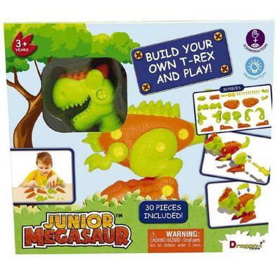 Junior Megasaur Build Your Own Dino