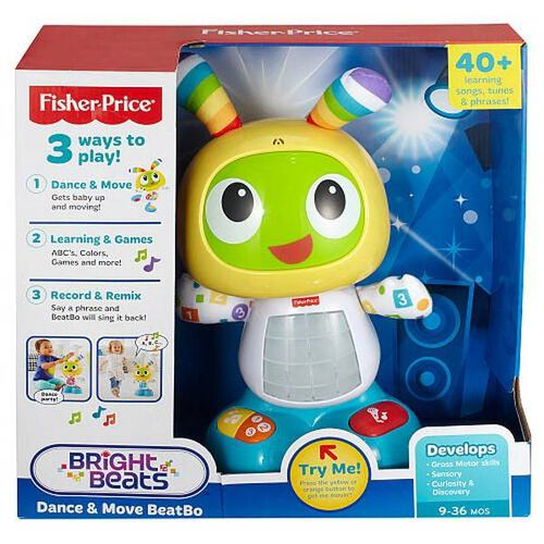 Fisher-Price Infant Learning Robot