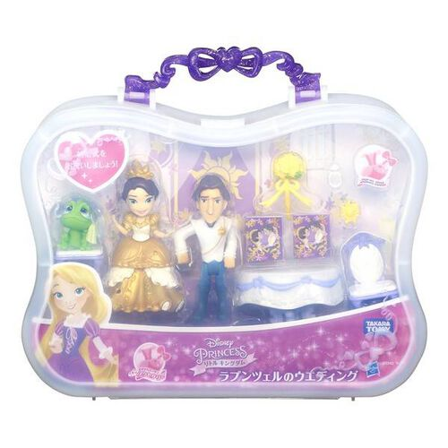 Disney Princess Small Doll Story Moments - Assorted W1 16