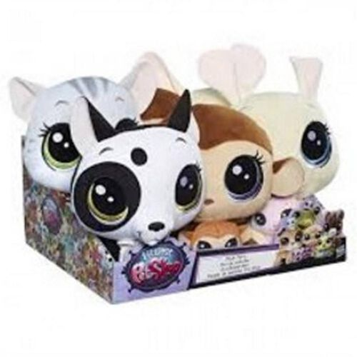 Littlest Pet Shop Soft Toy Pairs - Assorted
