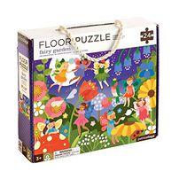Petit Collage Floor Puzzle Fairy Garden