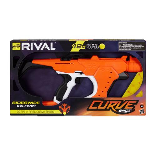NERF Rival Curve Shot Sideswipe XXI-1200