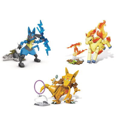 Mega Construx Pokemon Power Pack - Assorted