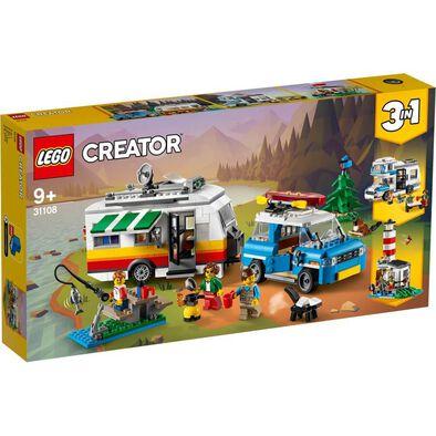 LEGO Creator Caravan Family Holiday 31108