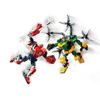 LEGO Marvel Super Heroes Spider-Man & Doctor Octopus Mech Battle 76198
