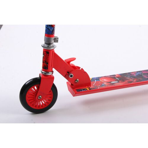 Marvel Spiderman Two Wheels Scooter