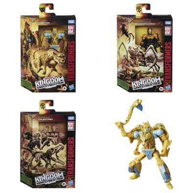 Transformers Kingdom War For Cybertron Deluxe WFC Assorted