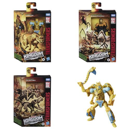 Transformers Kingdom War For Cybertron Deluxe WFC - Assorted