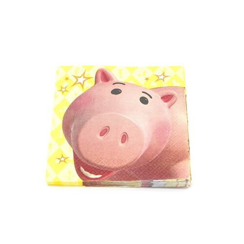 Toy Story Luncheon Napkins - Assorted