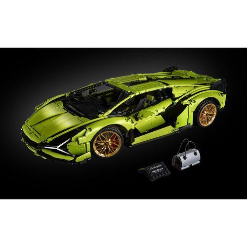 LEGO Technic Lamborghini Sian Fkp 37 42115