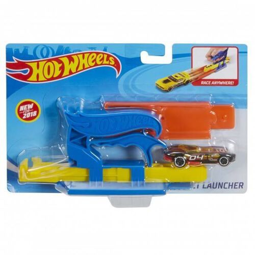 Hot Wheels Pocket Launcher - Assorted