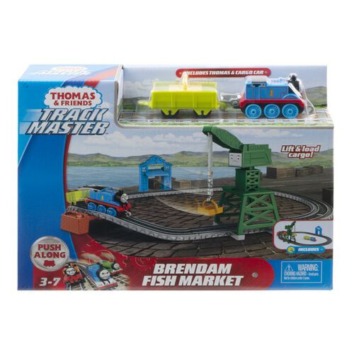 Thomas & Friends Push-Along Playset Set A
