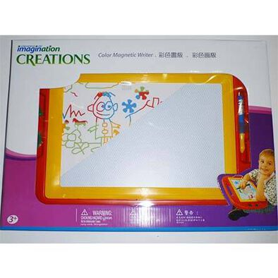 Universe Of Imagination -Colour Easy Writer Draw-N-Erase Board