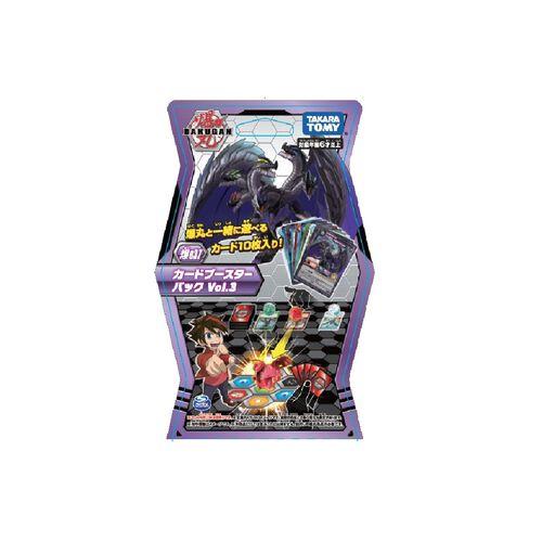 Bakugan Battle Planet 037 Card Booster