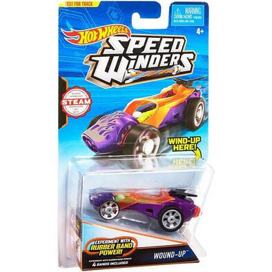 Hot Wheels Speed Winders Track Stars - Assorted