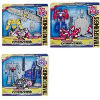 Transformers Cyberverse Spark Armor Elite Class - Assorted