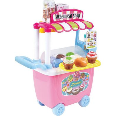 Gourmet Ice Cream Cart