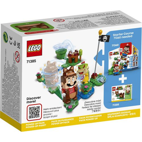 LEGO Super Mario Tanooki Mario Power-Up Pack 71385