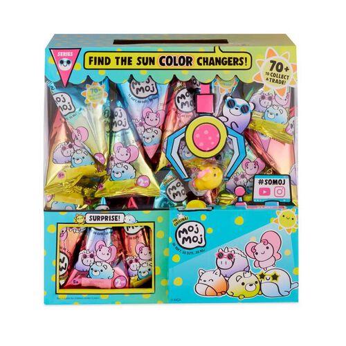 The Original Moj Moj Squishy Toys Wave 2