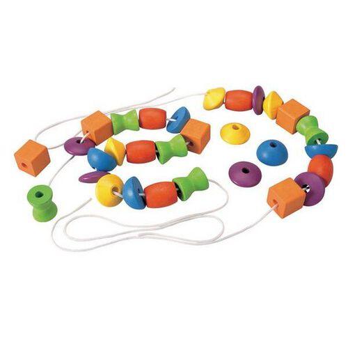 Plantoys Lacing Beads