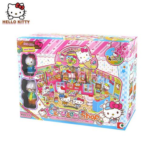 Hello Kitty Ice Cream Shop
