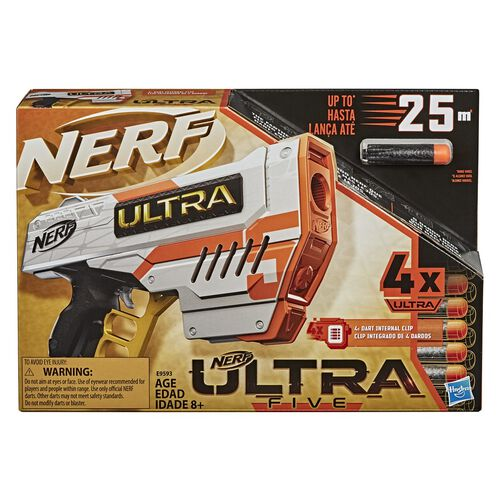 NERF Ultra Five
