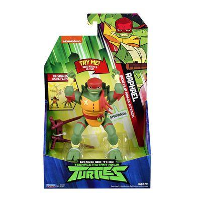 Ninja Turtles Raphael Sideflip Ninja Attack