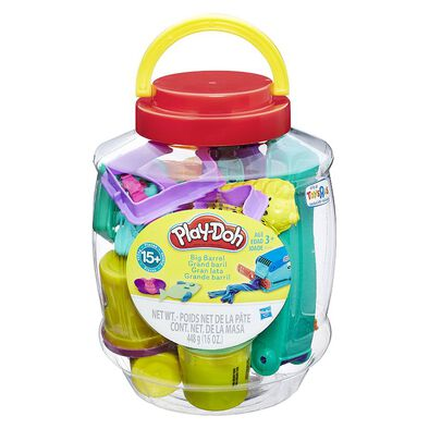 Play-Doh Big Barrel - Assorted