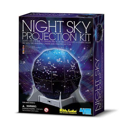 4M Kidz Labs Night Sky Projection Kit