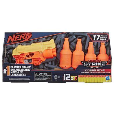 NERF Alpha Strike Cobra Rc 6 Target Set