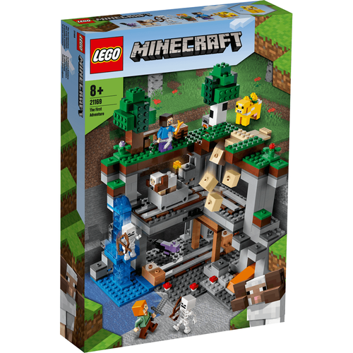 LEGO Minecraft The First Adventure 21169