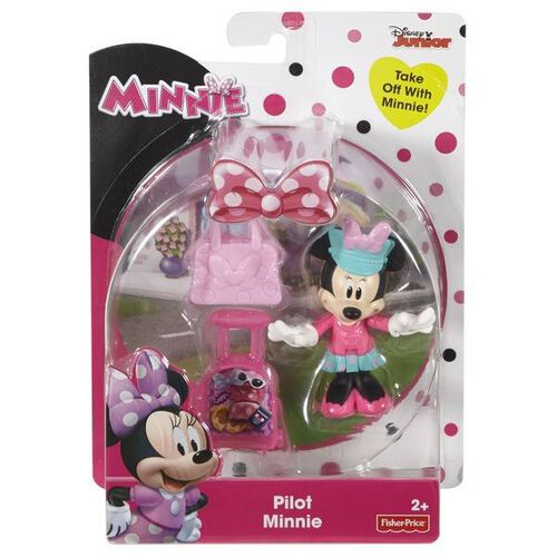Disney Minnie Mouse Figure Pack - Assorted