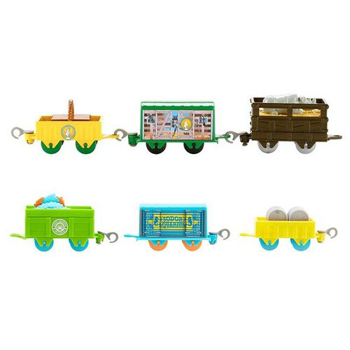 Thomas & Friends Mr Feature Cargo Pack - Assorted