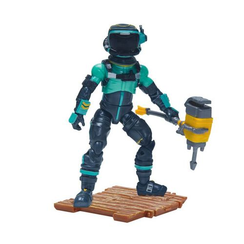 Fortnite Solo Mode Figure Toxic Trooper
