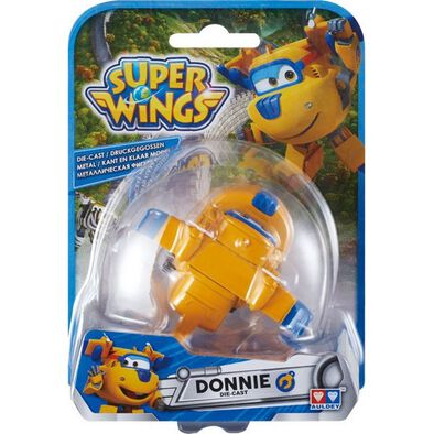 Super Wings Die-Cast Donnie