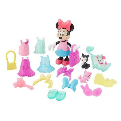 Minnie Mouse Deluxe Doll Pack - Assorted