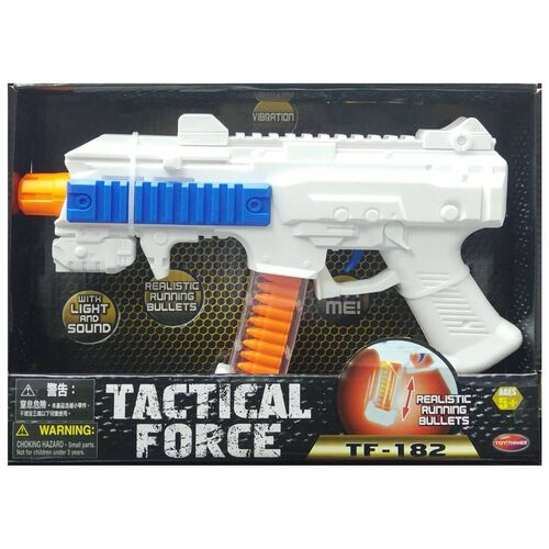 Tactical Force Light And Sound Blaster (SMG)