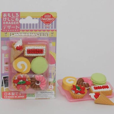 Iwako Dessert Eraser